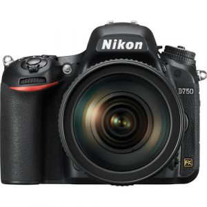 Nikon D750 With 20-120mm